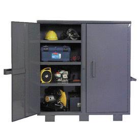 Job Site Storage Cabinet