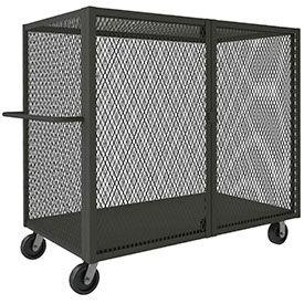 Durham Mfg.® Clearview Mesh Security Trucks