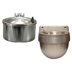 Compact Metal Well Cigarette Urns