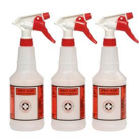 Plastic Spray Bottles