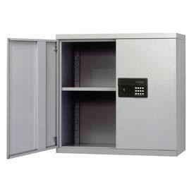 Sandusky Keyless Electronic Wall Mount Cabinets
