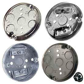 Round Ceiling Pans