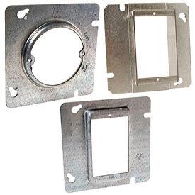 Square Single Device Combination Covers