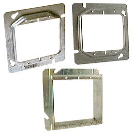 Square Two Device Combination Covers