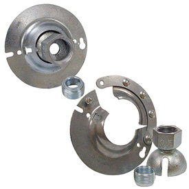 Octagon Swivel Fixture Support Covers