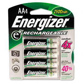 Energizer® Rechargeable Batteries & Chargers