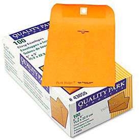 Large Paper Catalog Envelopes - Clasp