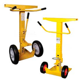 Auto-Stand by Ideal Warehouse Trailer Stabilizing Stands