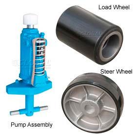 Replacement Parts for Bishamon® Pallet Jack Trucks