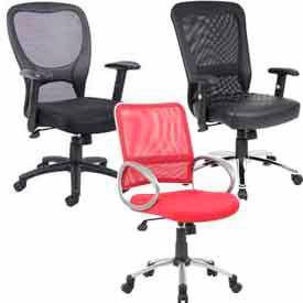 Boss Chair - Ergonomic Mesh Chairs