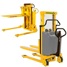 Southworth Pallet Pal® Mobile Leveler Stackers