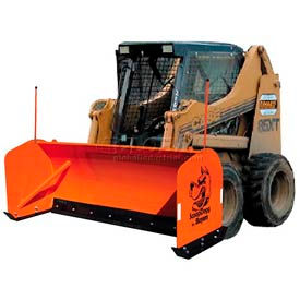 Skid Steer Snow Plows & Pushers