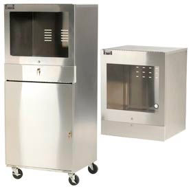 Aero Mfg. - Stainless Steel Computer Cabinets