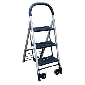 Folding Stepladder Carts