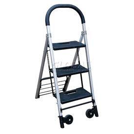 Folding Stepladder Carts