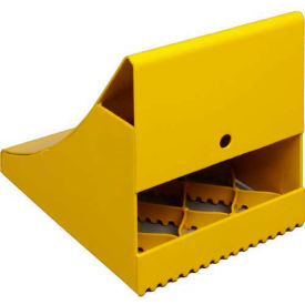 Serrated Edge Wheel Chock