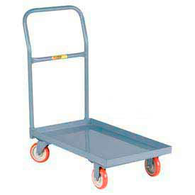 Little Giant® Raised-Edge Steel Deck Platform Trucks