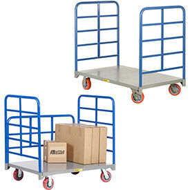 Little Giant® Twin-Handle Steel Deck Platform Trucks
