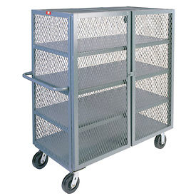 Clearview Mesh Security Trucks