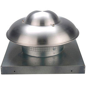 Direct Drive Axial Downblast Exhaust Fans
