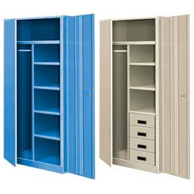 All Welded Combination Cabinets - With Or Without Drawers