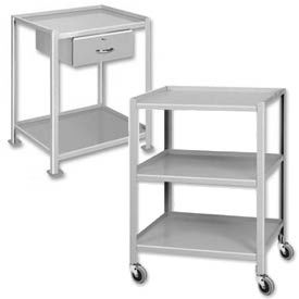 Pucel™ Steel Shop Stands & Mobile Tables