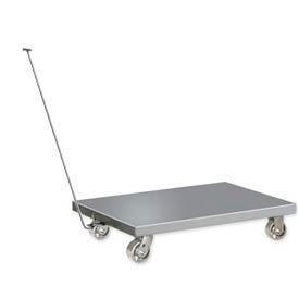 Pucel™ Steel Deck Pull Dollies