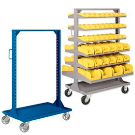 Portable Bin Racks & Panel Carts