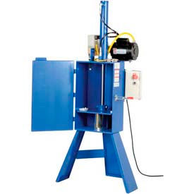 Hydraulic Steel Pail Crusher