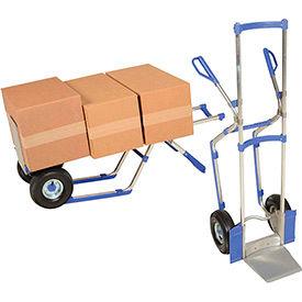 Ergonomic Aluminum Hand Trucks