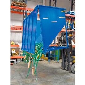 Forklift Steel Chute Hoppers