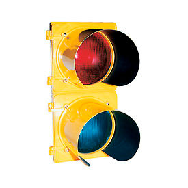 Dock Traffic Light Control Systems