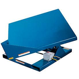 Electric - Hydraulic Corner Tilting Table