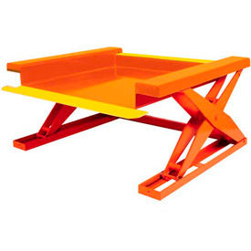 Floor Level Powered Lift Tables