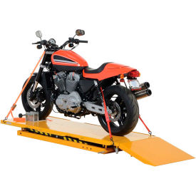 Hydraulic Motorcycle Lift Table