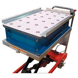 Pop-Up Ball Transfer Conveyor Platform