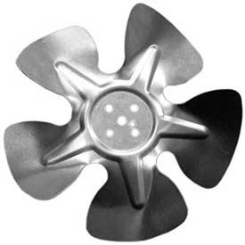 Small Hubless Aluminum Fan Blades