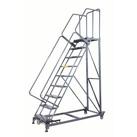 Extra Heavy Duty Weight Actuated Safety Rolling Ladders