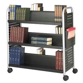 Safco® Scoot™ Book Carts