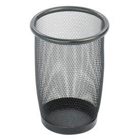 Onyx™ Wire Mesh Wastebaskets