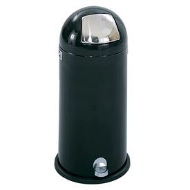 Dome Step-On Receptacles