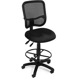OFM -  Ergonomic Mesh Back Task Stool