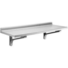 Camshelving® Heavy Duty Plastic Wall Shelves