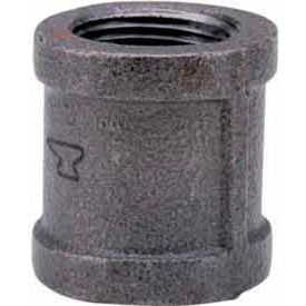 Black Malleable Couplings