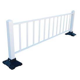 Galvanized Steel Safety Barriers