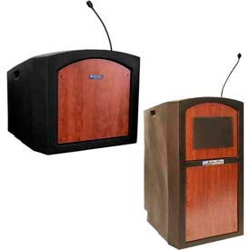 Amplivox® Pinnacle Full Height & Tabletop Lecterns