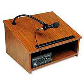 Amplivox® - Presidential Plus Lecterns