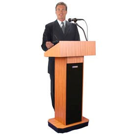Amplivox® - Executive Column Lecterns