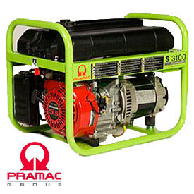 Pramac® S Series Portable Generators