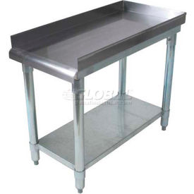 Stainless Steel Equipment Stands With Galvanized Understructure